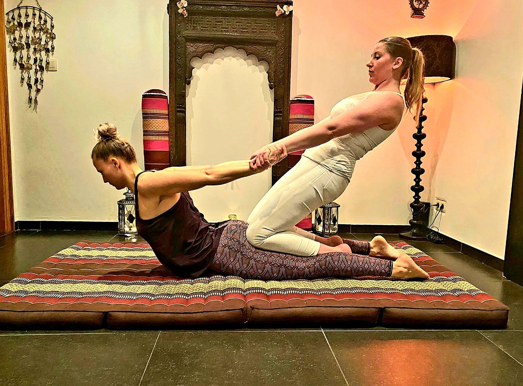 Thaï Yoga Massage