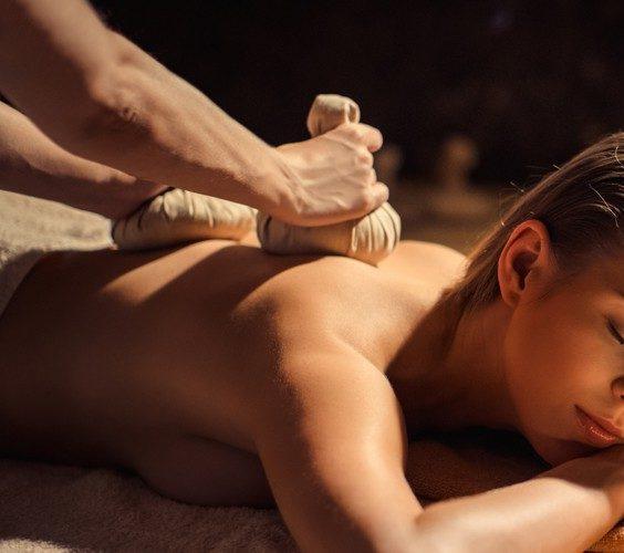 Massage 4 coins du monde