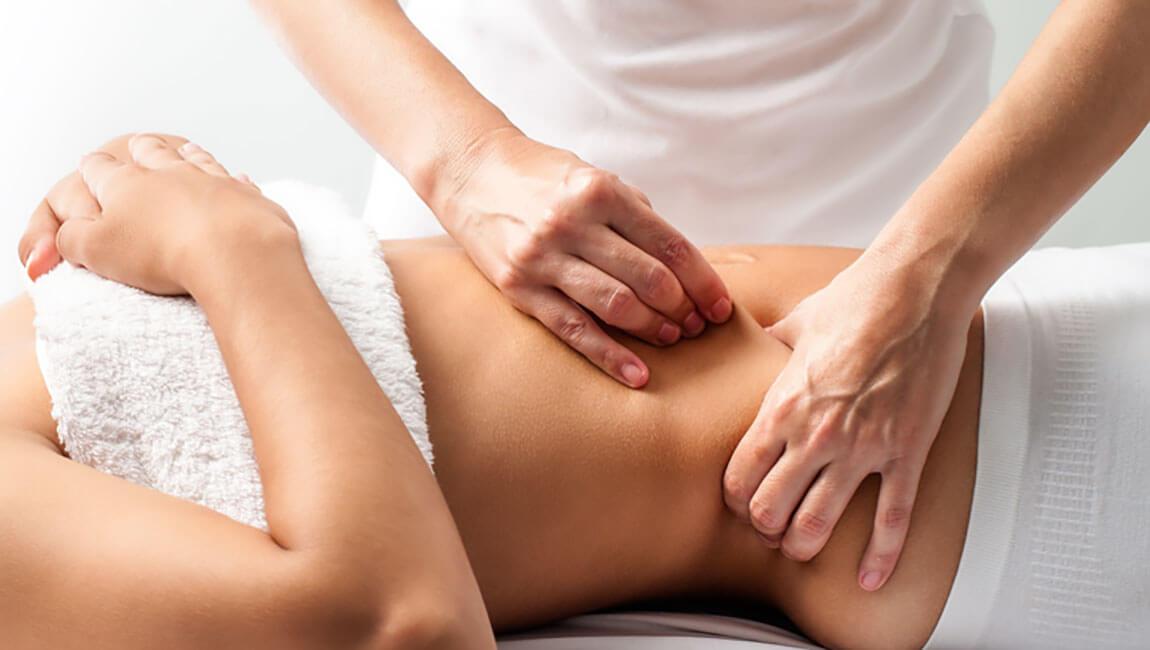 Massage modelage sculptant